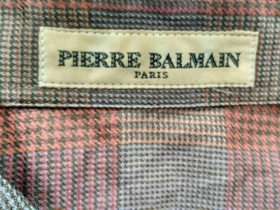 Balmain PIERRE BALMAIN Button Ups Shirt Size US L / EU 52-54 / 3 - 5