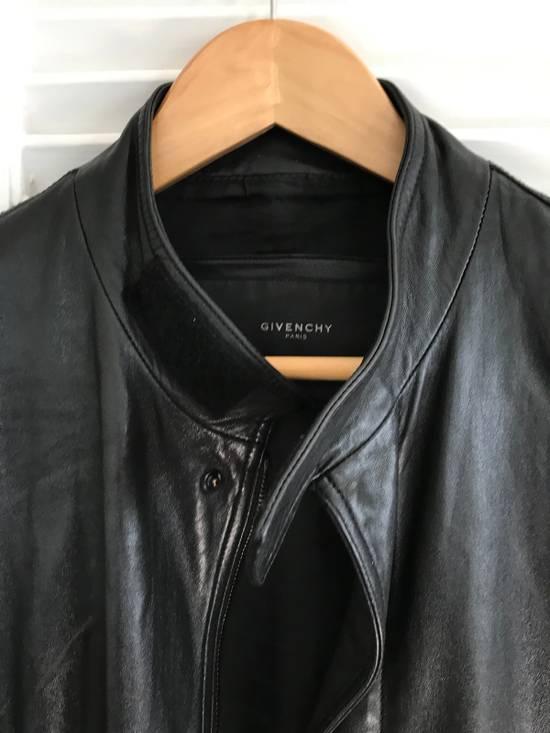 Givenchy Black Leather jacket Size US M / EU 48-50 / 2 - 2