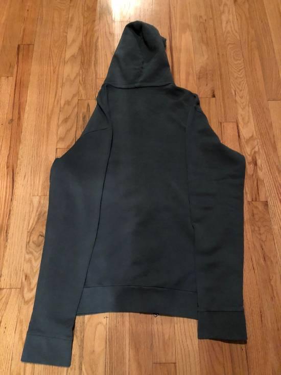 Balmain Balmain Sweatshirt Zip Up Slate Grey Aqua Blue Size US L / EU 52-54 / 3 - 6