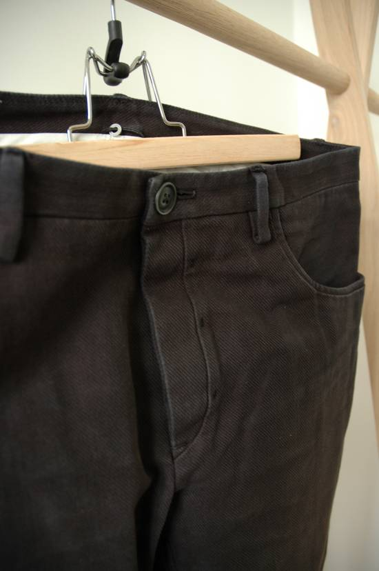 Label Under Construction Topstitch-free jeans Size US 32 / EU 48 - 4