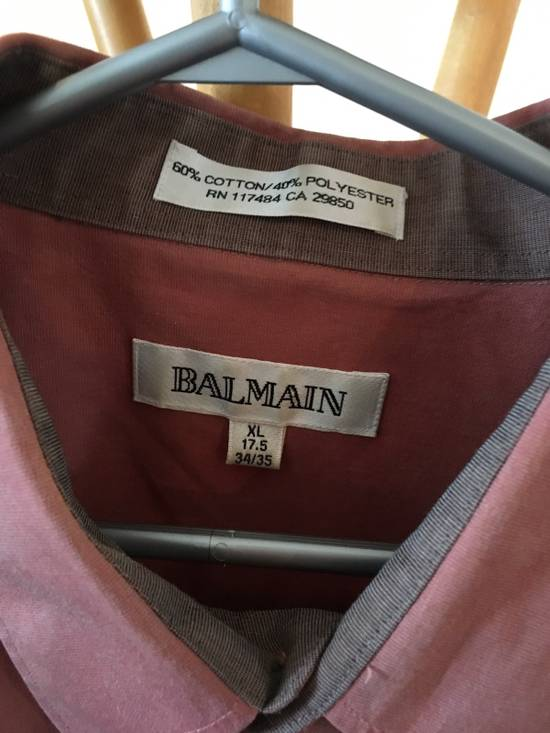 Balmain Vintage Balmain Shirt Size US XL / EU 56 / 4 - 1