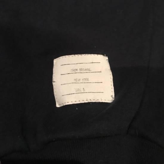 Thom Browne Thom Browne (Navy) 4-bar Stripe Sweatpants Size US 36 / EU 52 - 3