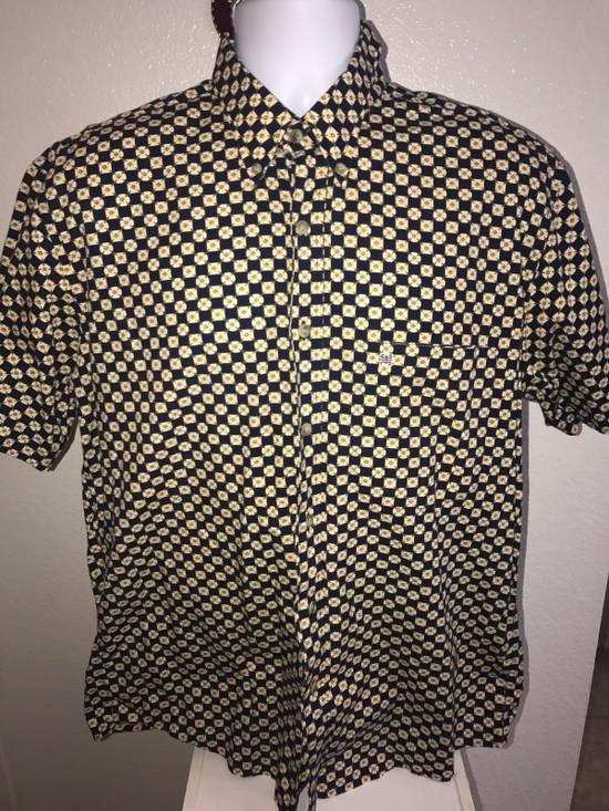 Givenchy Short Sleeve Button Down Shirt Size US L / EU 52-54 / 3