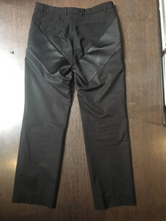 Givenchy Trousers With Silks Bands Size 46S - 4