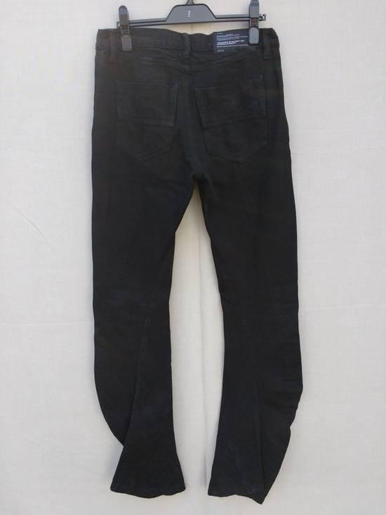 Julius Black Curved Seam Jeans Size US 30 / EU 46 - 1