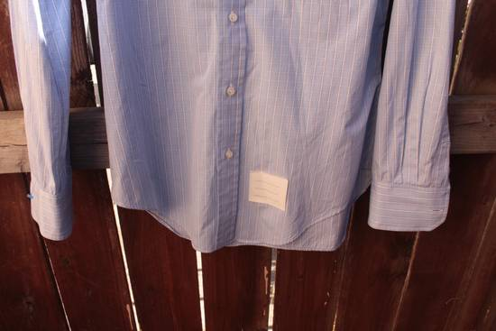 Thom Browne Thom Browne Shirt Blue Size Small Size US S / EU 44-46 / 1 - 7