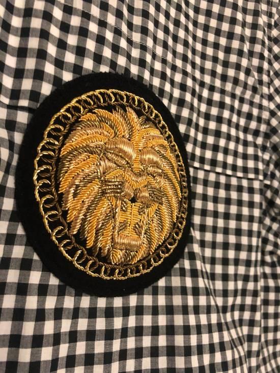 Balmain Balmain Logo Short Sleeve Button Up Size US M / EU 48-50 / 2 - 1