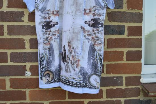 Givenchy Baby Blue Madonna T-shirt Size US XS / EU 42 / 0 - 4
