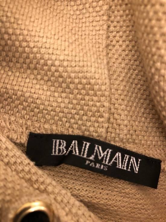 Balmain Balmain Panelled Hoodie Size US M / EU 48-50 / 2 - 1