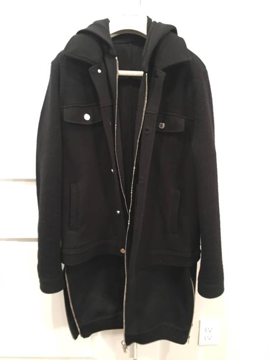 Givenchy Double Layered Jacket Size US M / EU 48-50 / 2 - 1