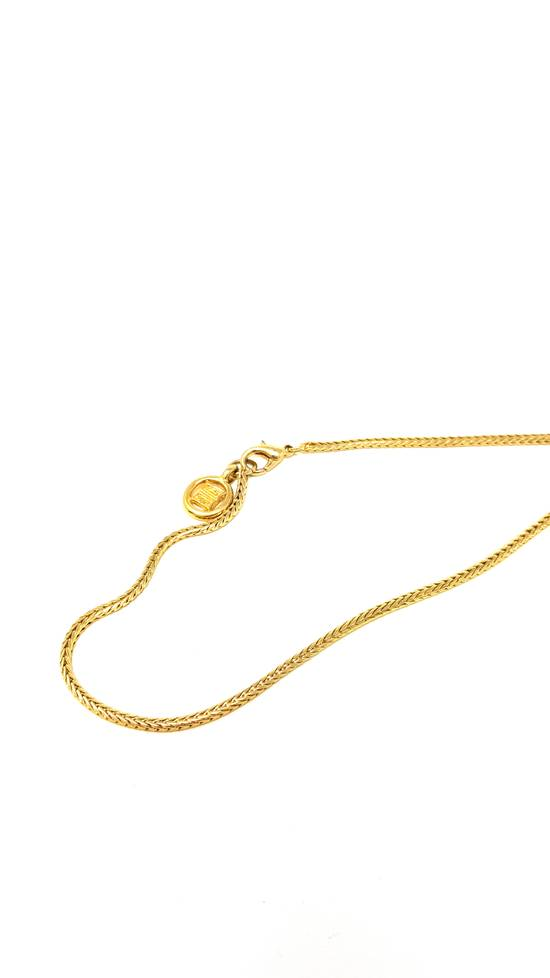 Givenchy Barbed wire gold plated necklace Size ONE SIZE - 7