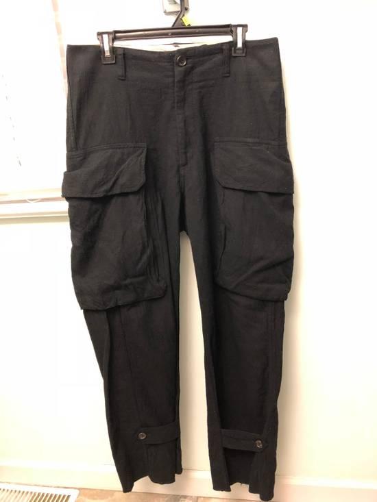 Julius Post Proletariat wool cargo pants Size US 32 / EU 48
