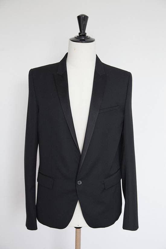 Balmain 2015 black tuxedo jacket Size 38R - 1