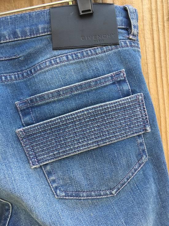 Givenchy Biker Jeans Size US 36 / EU 52 - 5