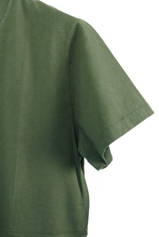 Balmain Original Balmain Distressed Elements Khaki Men T-Shirt in size L Size US L / EU 52-54 / 3 - 4