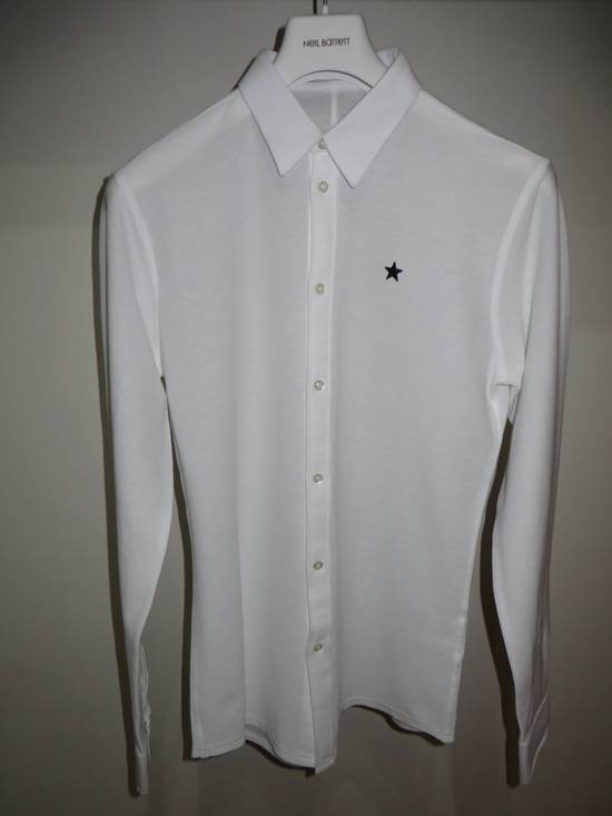 Givenchy Star-embroidery shirt Size US XL / EU 56 / 4