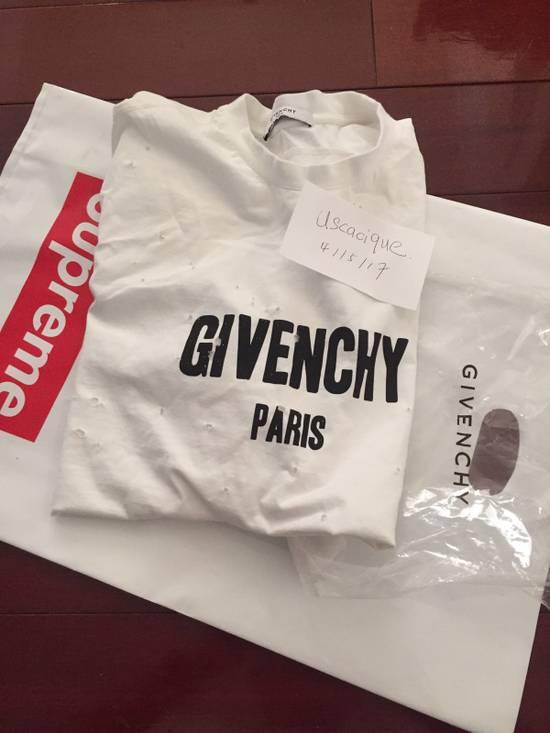 Givenchy Givenchy Destroyed Shirt Size US M / EU 48-50 / 2 - 4
