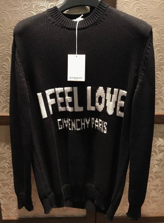 Givenchy l Feel Love Knitted Jumper Size US L / EU 52-54 / 3