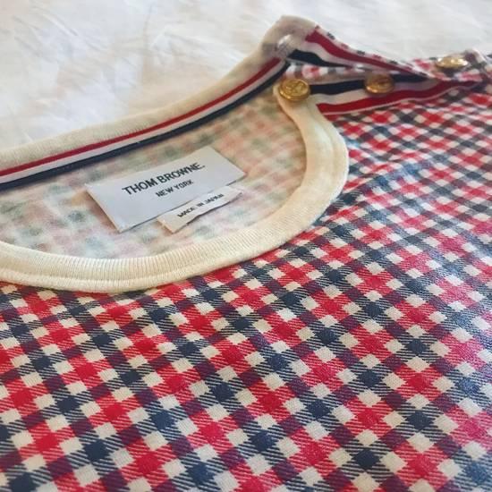 Thom Browne Thom Browne Crewneck Pullover Plaid Size US XXS / EU 40 - 1