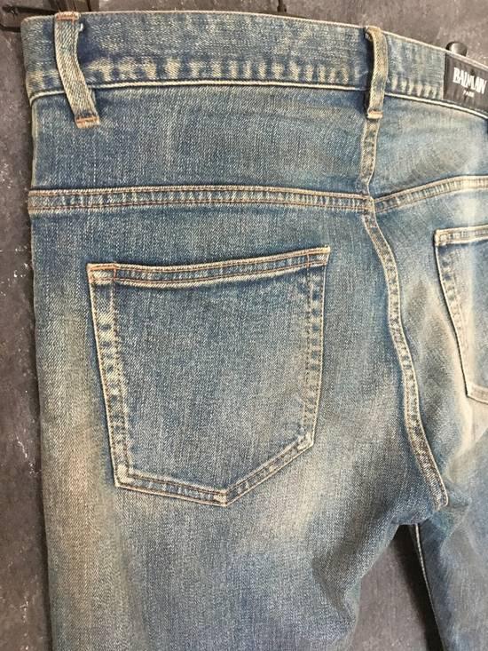 Balmain RARE AW11 Decarnin Balmain Distressed Jeans Size 28 29 30 Size US 28 / EU 44 - 11