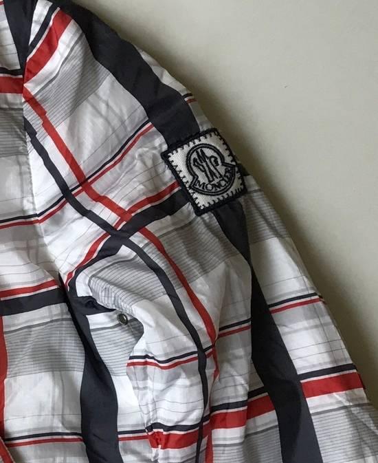 Thom Browne Check Pattern Stadium Jacket Size US S / EU 44-46 / 1 - 2
