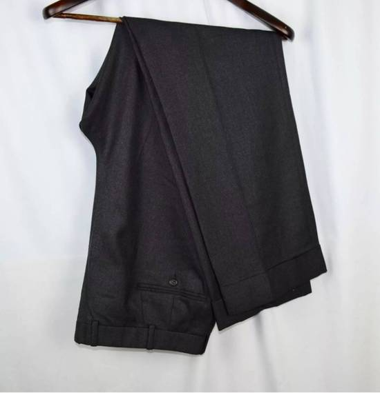 Thom Browne Charcoal Suit - Size 4 Size 44R - 1