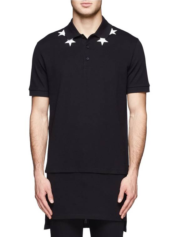 Givenchy Givenchy Star Print Extended Hem Rottweiler Shark Polo Shirt T-shirt size XS (S) Size US S / EU 44-46 / 1 - 3