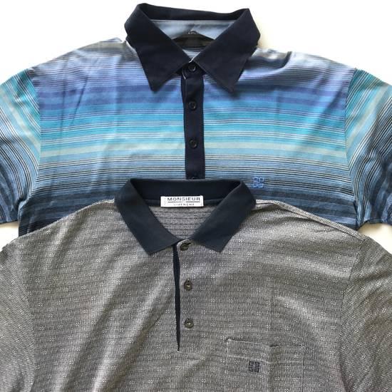 Givenchy Get 2 Vintage Givenchy Short Sleeve Polo Shirt Size US M / EU 48-50 / 2