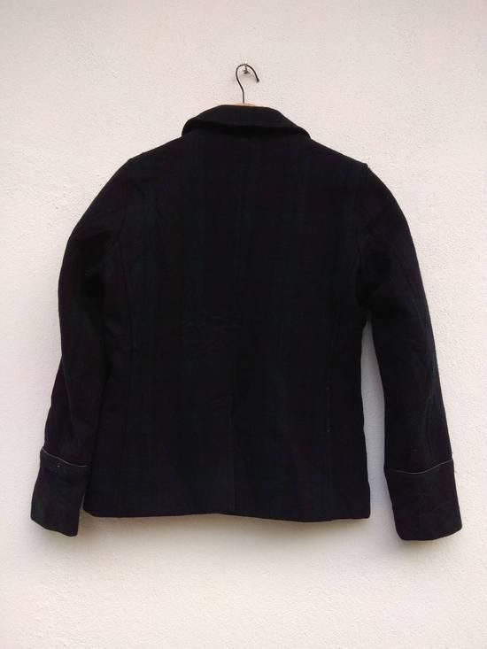 Takeo Kikuchi Takeo Kikuchi Check Plaid Tartan double breast light coat jaket parka Size US M / EU 48-50 / 2 - 3