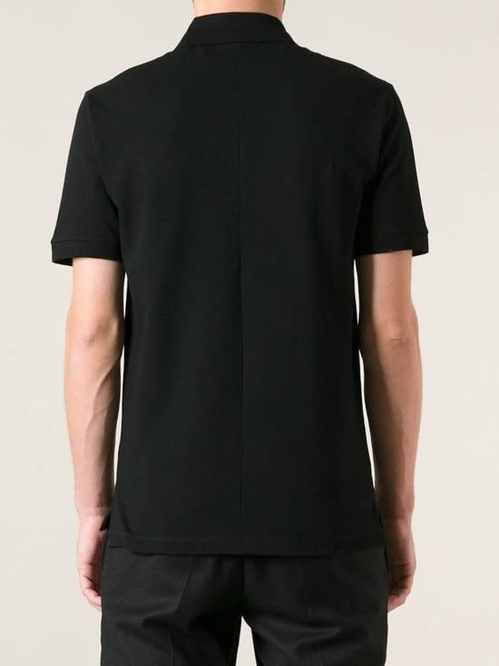 Givenchy Givenchy Black Rottweiler Patch Slim Fit Polo Shirt T-shirt size L (M) Size US M / EU 48-50 / 2 - 3