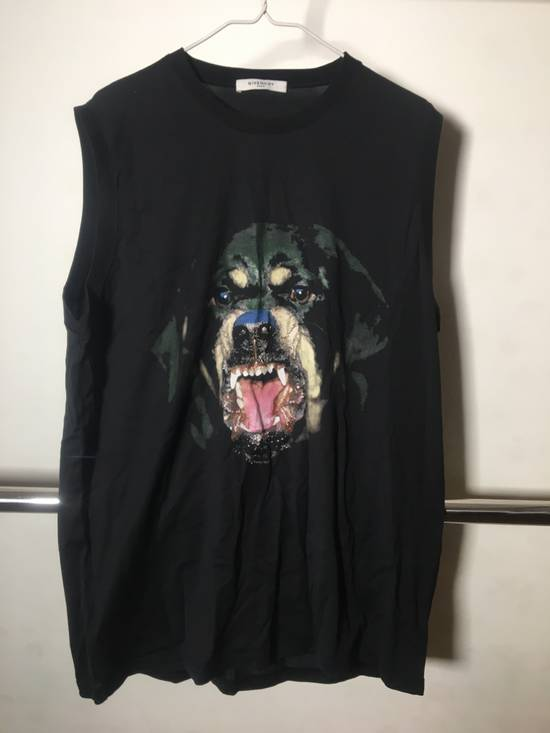 Givenchy classic givenchy rottweiler sleeveless tee Size US M / EU 48-50 / 2