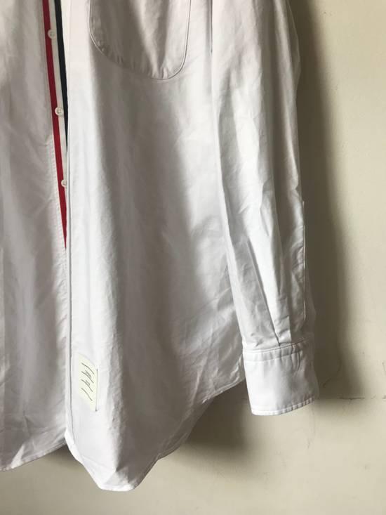 Thom Browne dense cotton shirt size 5 Size US XXL / EU 58 / 5 - 4