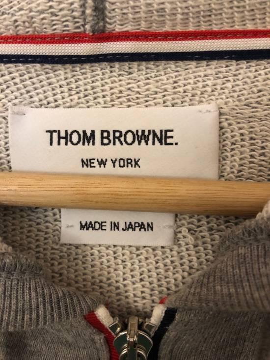 Thom Browne Thom Browne Grey Classic Full Zip Hoodie Size 2 Size US S / EU 44-46 / 1 - 3