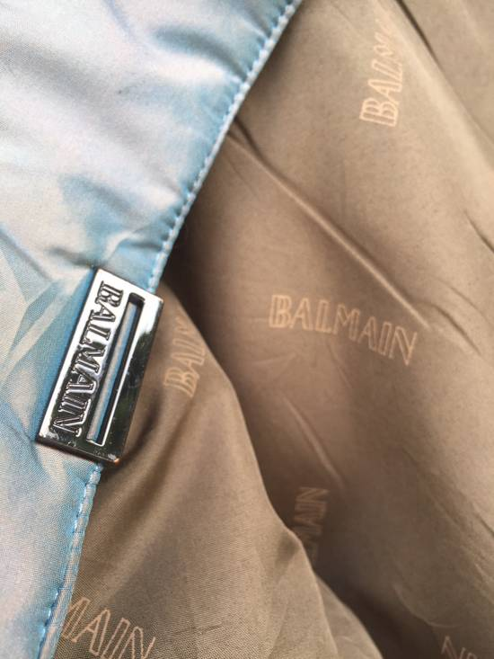 Balmain Rare!! Balmain Bomber Hooded with Detachable Hoodie Medium Size Size US M / EU 48-50 / 2 - 6