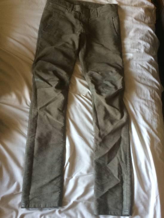 Balmain Balmain Jeans Suede/Leather texture effect Size US 31 - 2