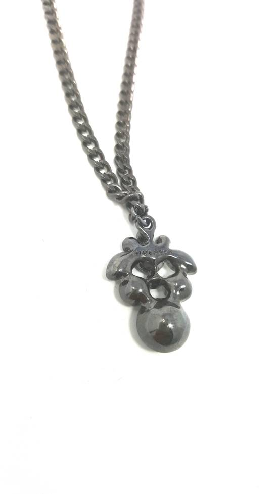 Givenchy Double sided gun metal necklace Size ONE SIZE - 12