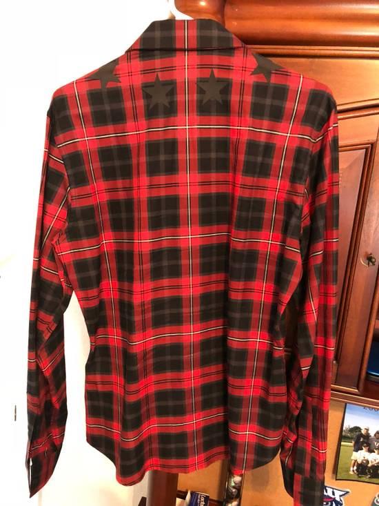 Givenchy Plaid Shirt Size US M / EU 48-50 / 2 - 1
