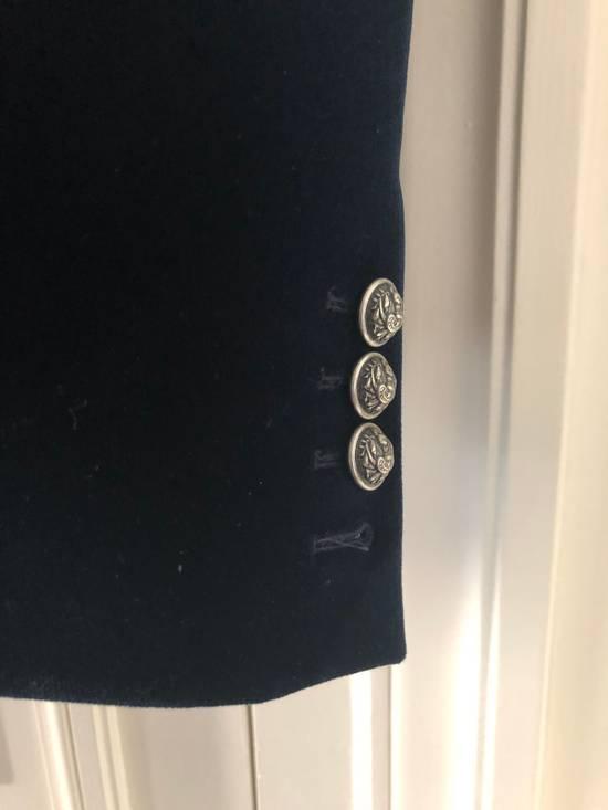 Balmain Balmain Velvet Blazer Size 52S - 3