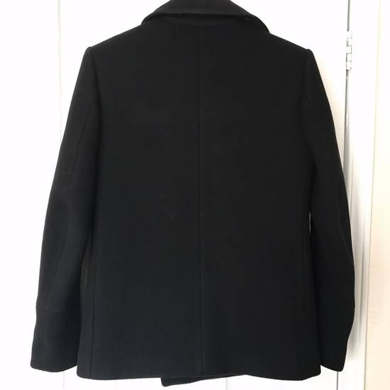 Balmain Wool-Blend Peacoat Size US S / EU 44-46 / 1 - 5