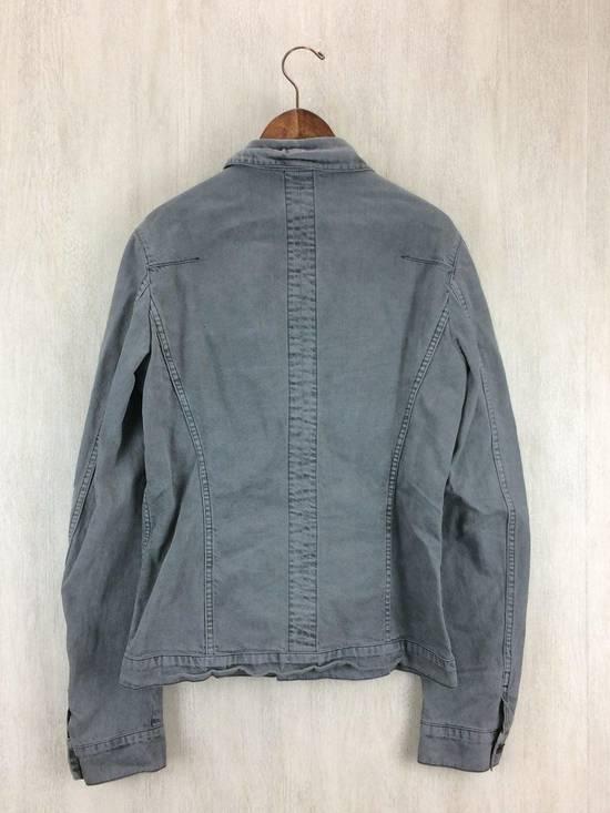 Julius Julius 7 Gray Denim Jacket Large//3 Excellent Condition Size US L / EU 52-54 / 3 - 1