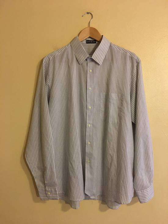 Givenchy Long Sleeve Button Up Shirt Size US L / EU 52-54 / 3