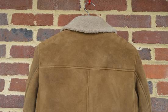Saint Laurent Paris Hedi's Personal Suede and Shearling Coat Size US S / EU 44-46 / 1 - 8
