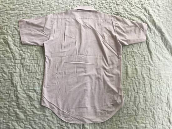 Balmain Vintage PIERRE BALMAIN Paris Plaids & Checks Striped Casual Workwear Shirt Tee Size US L / EU 52-54 / 3 - 7