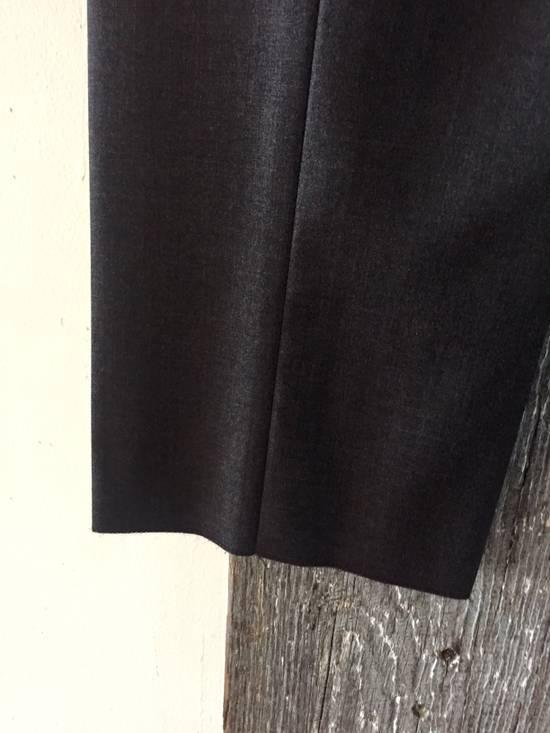Thom Browne DARK GREY TWILL SUIT WITH TIE Size 36S - 5