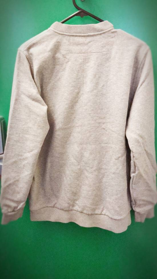 Givenchy Oversized Wool And Cotton Grey Rottweiler Sweatshirt Size US XS / EU 42 / 0 - 1