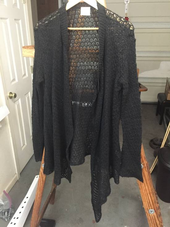 "Julius AW03 ""Cloth Works for Undead"" Asymmetric Cardigan Size US M / EU 48-50 / 2"