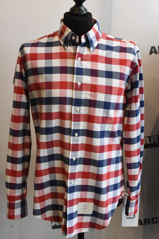 Thom Browne Thom Browne New York Shirt Size US L / EU 52-54 / 3