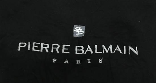 Balmain Pierre Balmain Paris Sweatshirt Embroidery Logo Size M Size US M / EU 48-50 / 2 - 2