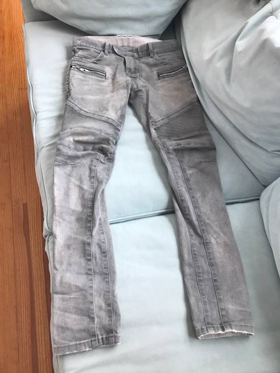 Balmain Balmain Distressed Biker Jeans Size US 28 / EU 44