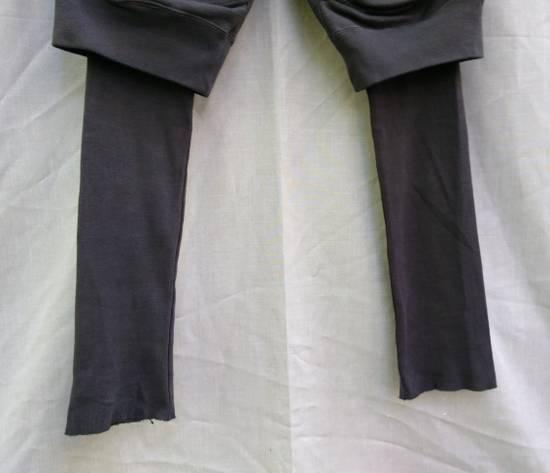 Julius Gray Sweatpants with Leggings Goth_ik fw10 Size US 31 - 3